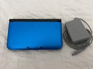 Nintendo 3DS XL blue for Sale in Los Angeles, CA