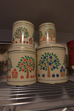 Storage tins for Sale in Portland, OR