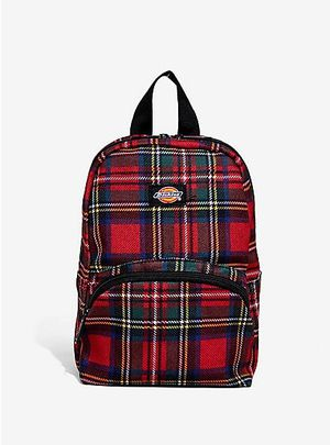 Dickies Red Plaid Mini Backpack for Sale in Rockwall, TX