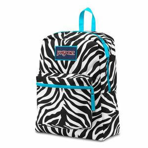 Jansport Overexposed Zebra Right pack backpack Brand new for Sale in LA CANADA FLT, CA