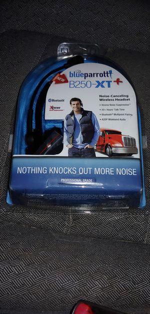 Blue Parrot B250-XT Bluetooth Noise Canceling Wireless Headset Trucker NEW for Sale in Peoria, AZ