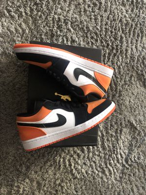 Nike Air Jordan 1 low Starfish for Sale in Frederick, MD