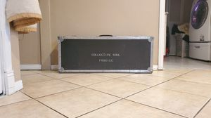 Collective Soul heavy duty guitar road case for Sale in Torrance, CA
