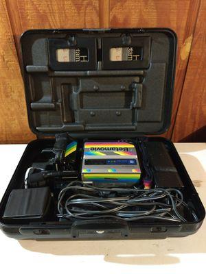 Vintage Sony Betamovie BMC-110 Camcorder for Sale in High Ridge, MO