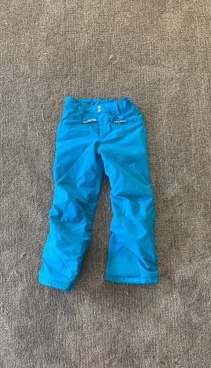 Spyder Girls Ski Pants, size 12 for Sale in Puyallup, WA