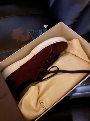 Real Louis Vuitton shoes brand new (women's) for Sale in Detroit, MI