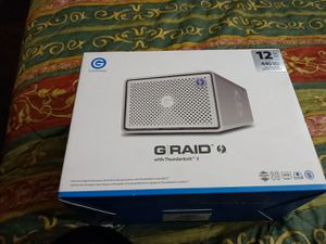 G. Raid with Thunderbolt °3 for Sale in Riverside, CA