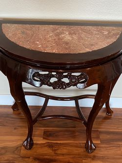 Antique hall table for Sale in Portland,  OR