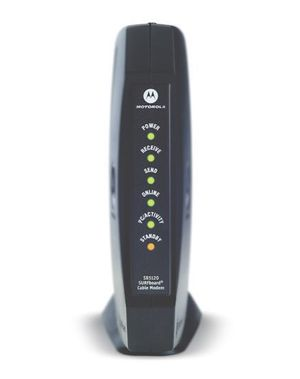 NIB Motorola SURFboard 🏄 Cable Modem - Great for gaming! for Sale in Hillsboro, OR