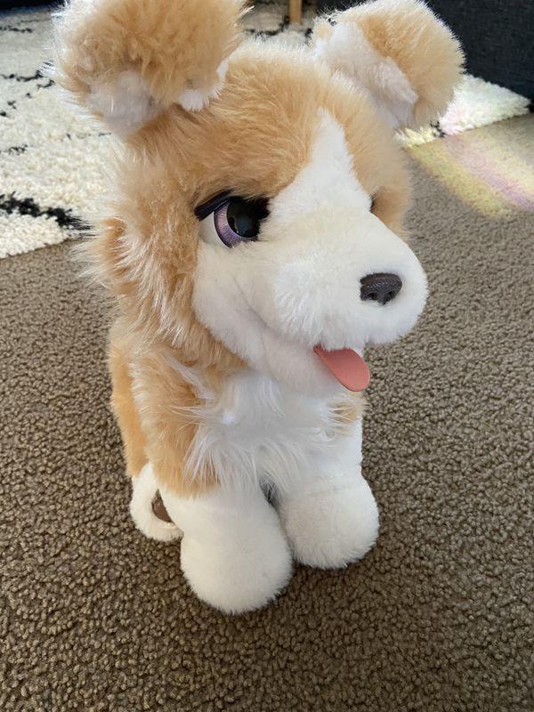 Furreal friend puppy