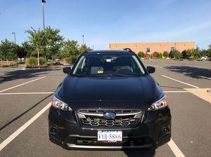 Subaru CrossTrek Sports Utility 2.0i 2018 with low mileage for Sale in Fairfax, VA