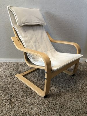 IKEA kids chair sling chair with removable washable cover for Sale in Gilbert, AZ