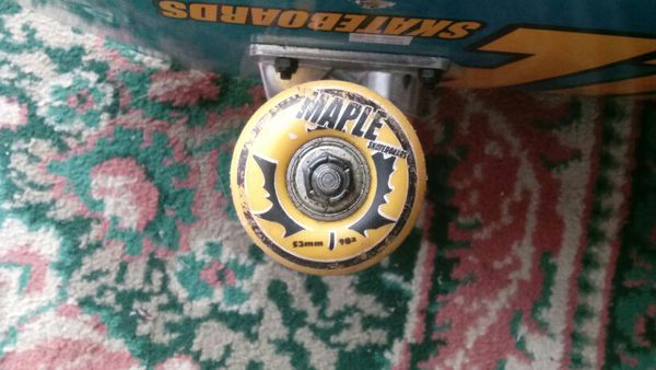 Maple Skateboard from Bravo Sports