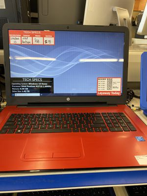 HP laptop 2TB for Sale in Bellwood, IL