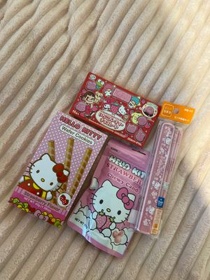 Hello Kitty Snacks for Sale in San Diego, CA
