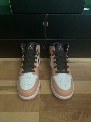 Jordan 1 Mid GS Pink Quartz for Sale in Forest Grove, OR