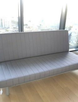 Ikea Futon Bed Sofa Couch for Sale in Lakewood,  CA