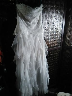 Wedding dress Jessica McClintock Bridal 6 for Sale in Los Angeles, CA
