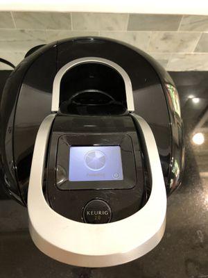KEURIG 2.0 coffee machine for Sale in Pembroke Pines, FL