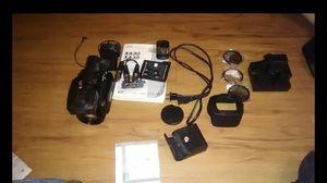 Canon Professional Camera Model XA30 XA35 for Sale in Orlando, FL
