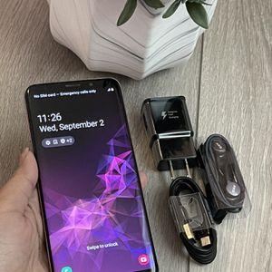 Samsung Galaxy S9 64gb Purple UNLOCKED for Sale in Round Rock, TX