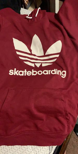 Adidas Skateboarding Maroon size M for Sale in Los Angeles, CA
