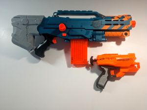 Nerf guns work great great condition for Sale in Virginia Beach, VA