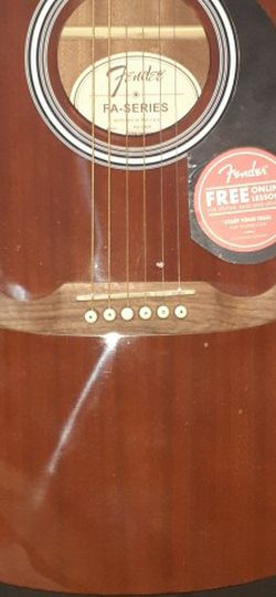 Brand new FENDER Acoustic/Electric for Sale in Denver,  CO