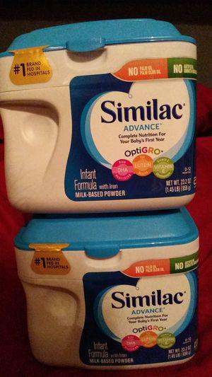 Similac advance for Sale in Grand Prairie, TX