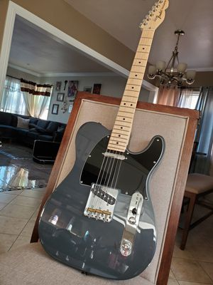 Fender American Special Telecaster CME Exclusive (LIMITED ONLY 50 MADE!) Rare Charcoal Frost Finish for Sale in Norwalk, CA