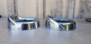 Vintage headlight visors for Sale, used for sale  Moorpark, CA