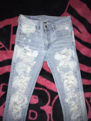 American Eagle Jeans for Sale in Tacoma, WA