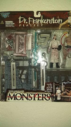 Original Dr. Frankenstein Figure set for Sale in Cleveland, OH