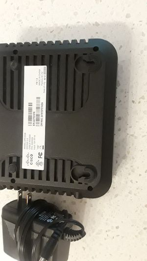 Cisco cable modem DOCSIS 3.0 xfinity comcast for Sale in Homestead, FL