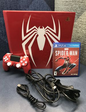 PS4 Pro - Spider-Man Bundle - 1TB for Sale in New York, NY