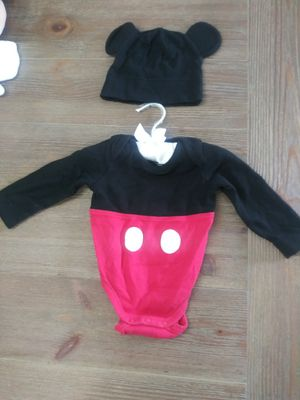 Mickey Mouse costume, size 6-12m for Sale in Miami, FL