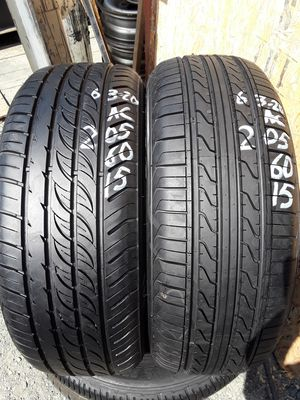 205/60-15 #2 tires for Sale in Alexandria, VA