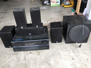 Surround sound stereo system for Sale in Tacoma, WA