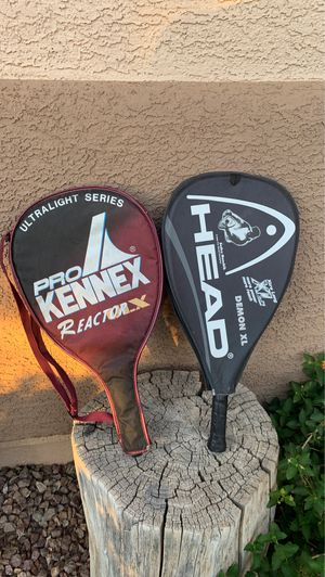Tennis rackets -used for Sale in Las Vegas, NV