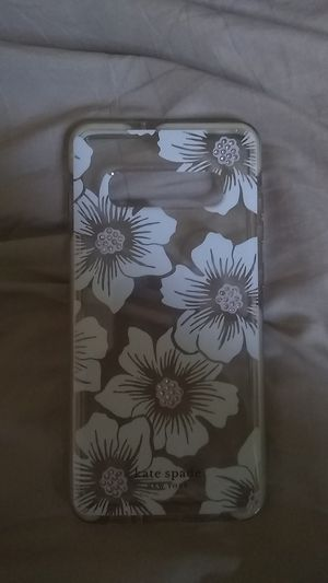 S10+ Phone Case Protector. ($15) Slightly USED. for Sale in Fontana, CA