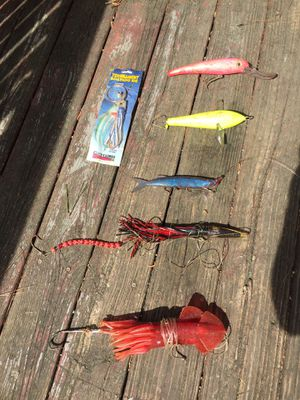 Fishing Gear for Sale in Richland, MS