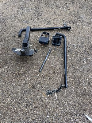 Equalizer weight distribution hitch for Sale in Carrollton, TX