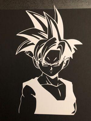 Dragon Ball Z Vinyl Decal Sticker for Sale in Riverside, CA