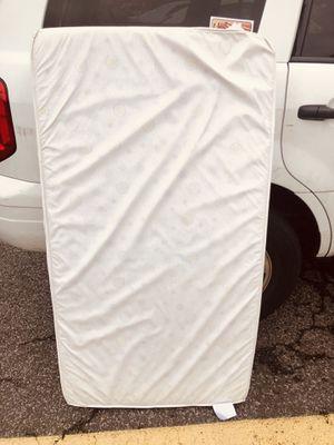 Crib mattress standard toddler size mattress for Sale in Alexandria, VA
