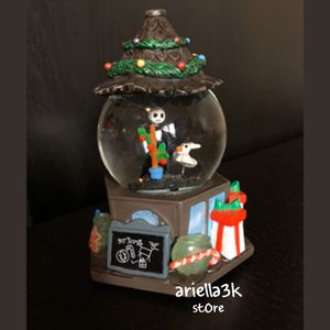 """Disney Nightmare Before Christmas Jack Skellington Snow globe Has never been exposed. 3"""" for Sale in Kissimmee, FL"""
