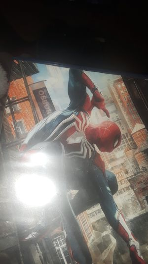 Spider man game ps4 for Sale in Tucson, AZ