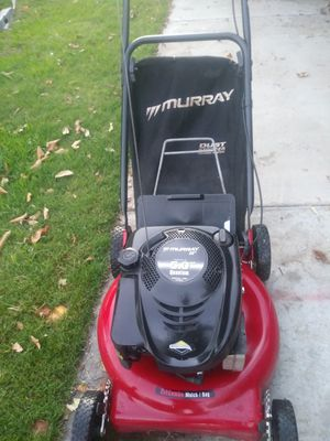 Murray push lawn mower works great for Sale in Colton, CA