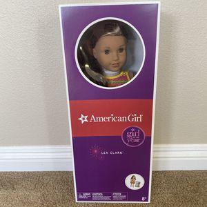 American Girl Lea Clark New Doll for Sale in Chula Vista, CA