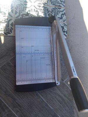 Paper slicer for Sale in Scottsdale, AZ