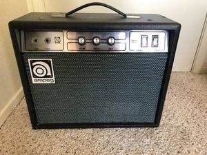 Amped G 18 Solid State Guitar Amp for Sale in CA, US